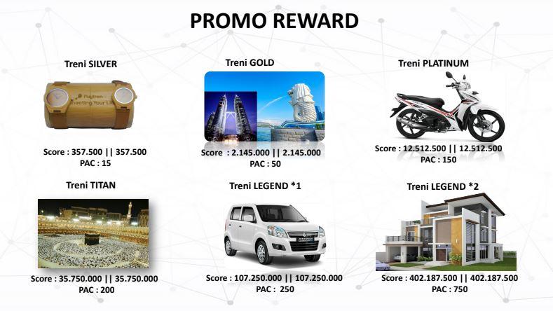Promo Reward